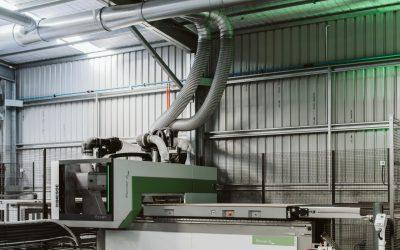 CNC / Edgebander Machinist