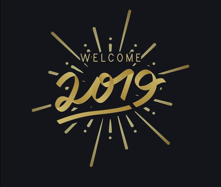 WELCOME 2019!