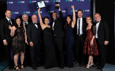 Cutting Edge Innovation Wins at Business Awards